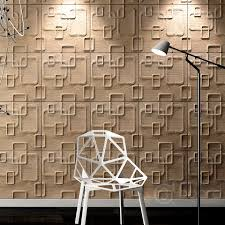 3dboard 3d wall art decorative wave panel interior sculptural