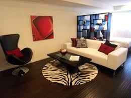 living room red and black white living roominspiring red living
