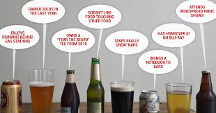 what your drink says about your personality what your beer says about you thrillist