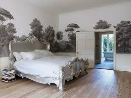 idée déco chambre à coucher decoration idées déco chambre coucher néo baroque papiers peints