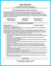 Cost Accountant Resume Sample by Accounting Resume Keywords Free Resume Example And Writing Download