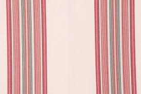 Striped Drapery Fabric 4 Yard Designer Far U0026 Away Woven Cotton Stripe Drapery Fabric In