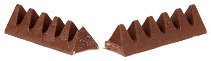 toblerone changes its iconic shape social media reacts