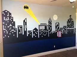Batman Bedroom Decorations Batman Vs Superman Bedroom Batman Room