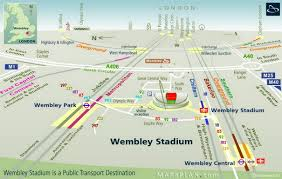 Waterloo Station Floor Plan by Coach U0026 Rail Options To Wembley Stadium Guest Support Portal