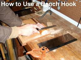 bench hook uses bad axe tool works my roubo work bench