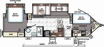 destination trailer floor plans quad bunk travel trailer floor plans luxury forest river cers