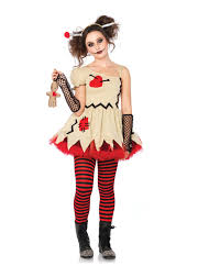 raggedy ann halloween makeup voodoo doll child costume at spirit halloween you u0027ve got