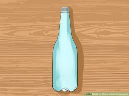 3 ways to make icicle ornaments wikihow