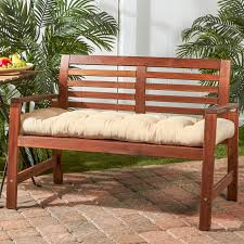 silver outdoor benches patio chairs the home depot photo with