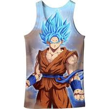 cool dragon ball tank tops u0026 sleeveless shirts beat goku