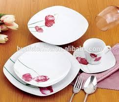 wholesale 20pcs porcelain dinner set crockery items dinner