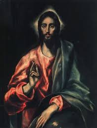 Christ Healing The Blind El Greco The Complete Works The Miracle Of Christ Healing The