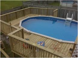 backyards cool ideas with above ground pool backyard patio 123