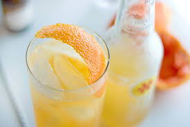 tom collins ingredients orangey peach tom collins featuring izze soda pdxfoodlove