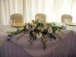 wedding flowers table stunning top table wedding flowers flower top table wedding