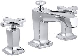kohler k 16232 3 cp margaux widespread lavatory faucet polished