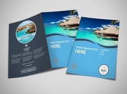 2 fold brochure template cruise ship travel brochure template mycreativeshop