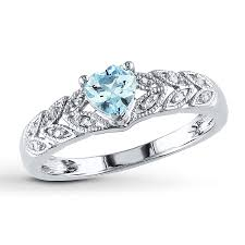 aquamarine wedding rings engagement rings wedding rings diamonds charms jewelry from