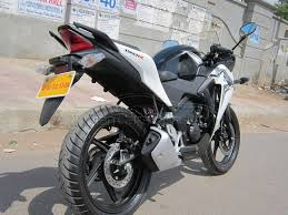 honda cbr cost 2015 honda cbr 150r spied indian cars bikes
