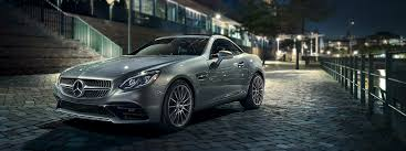 union mercedes introducing the 2017 mercedes slc in union nj