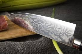 best japanese kitchen knives damascus japanese vg 10 steel 8 chef s waives silislick
