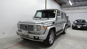 2005 mercedes benz g55 amg suv one owner over 100k msrp