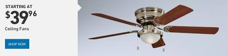 ceiling fans for 7 foot ceilings lowes shop ceiling fans accessories at lowes com