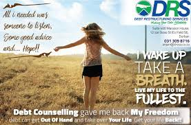 Counselling Works Are You In Debt And Need A Way Out Debt Counselling Works Durban