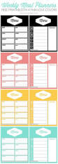thanksgiving menu planner template 100 menu planner template free printable the cluttered house