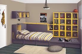 chambre ado fille moderne indogate com idee deco chambre gris