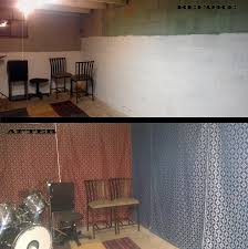 basement redo on the cheap part 1 three blind wives