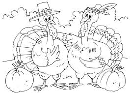 preschool thanksgiving turkey coloring page get coloring pages