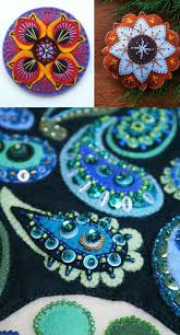 felt applique save the stitches by nordic needle