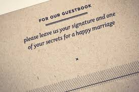 modern wedding guest book steven s wedding day details wedding guestbook table