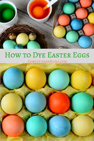 cheap easter eggs how to dye easter eggs in beautiful colors
