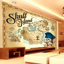wall ideas large yoda star wars childrens bedroom wall mural bedroom wall murals 3d wallpaper custom mural european style vintage treasure map wall painting living room