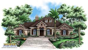 Side Garage Floor Plans French Country House Plans Stock Home Plans French Country