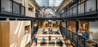 10 of the slickest office spaces around the world socialtalent