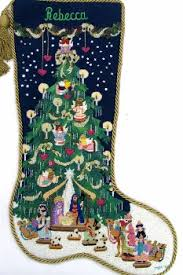 christmas needlepoint strictly christmas
