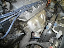 2000 honda civic exhaust manifold 97 civic ex to hx conversion fuelly forums