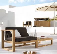 Zen Furniture Contemporary Zen Style Outdoor Furniture By Manutti Woods