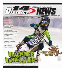 2015 ama motocross schedule ice racing youtube d news apr by secretary issuu d ama district 14