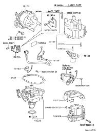 toyota carina ffat190 cepmk tool engine fuel distributor