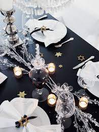 New Year Decoration Pinterest by Best 25 Deco Table Nouvel An Ideas On Pinterest Idee Nouvel An
