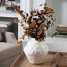 Large Vase With Twigs Vases Floor Vases Kirklands
