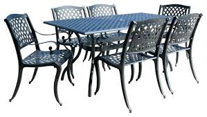 cast aluminum dining table dining chairs aluminium dining chairs by 4 seat luxury cast