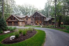 custom home floorplans log home and timber home floor plans we designed beaver