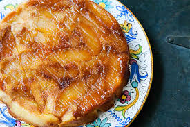 apple upside down cake recipe simplyrecipes com