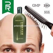 oem wholesale braphy anti hair loss treatment shampoo buy herbal
